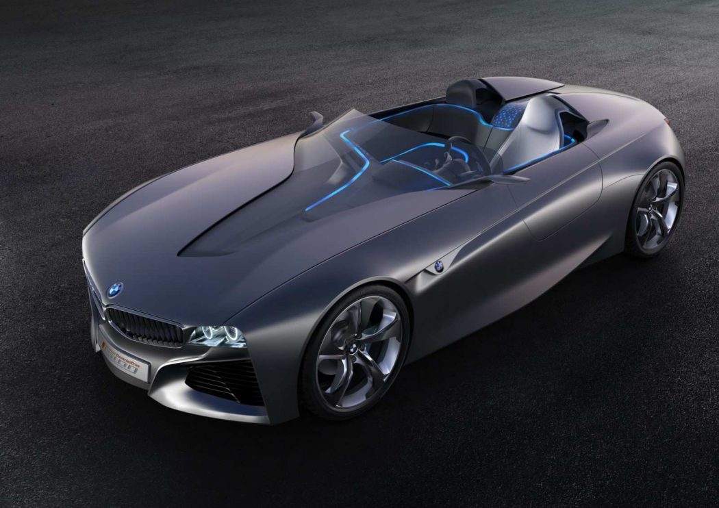 bmw-vision The Most Stylish 25 Futuristic Cars