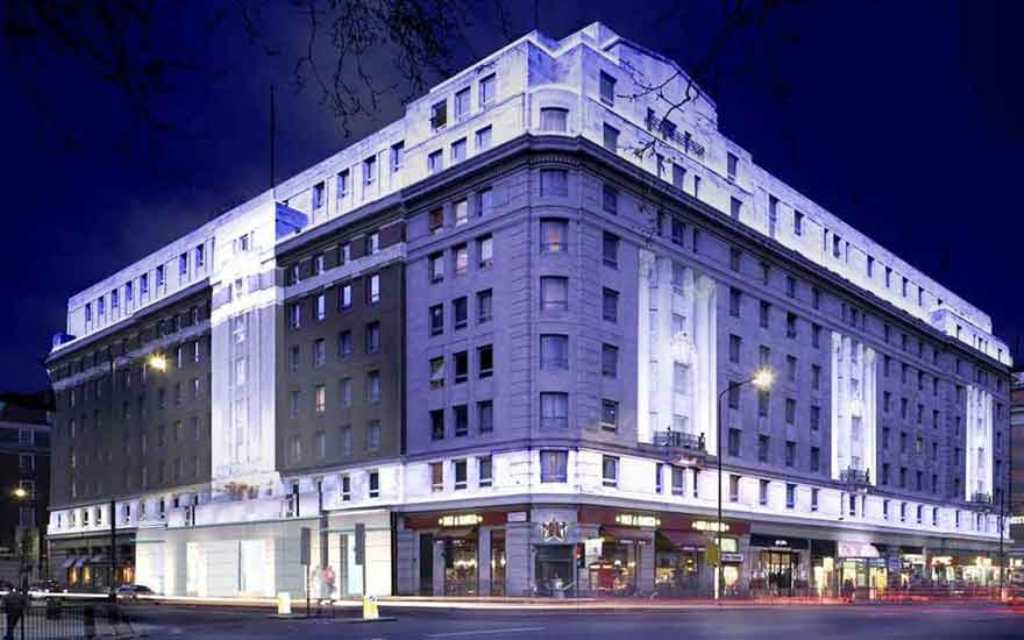building Do You Want A Good and Comfortable Hotel in London?