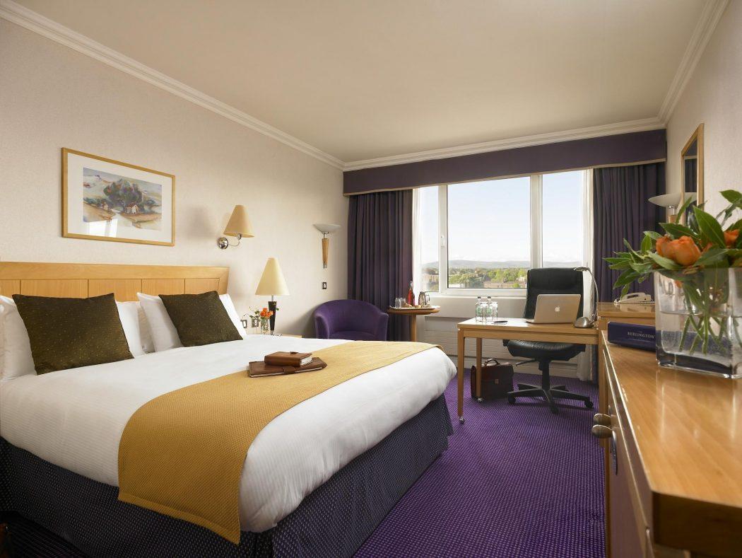 burlington-bedroom11 Why Burlington Hotel is The Best in Dublin?