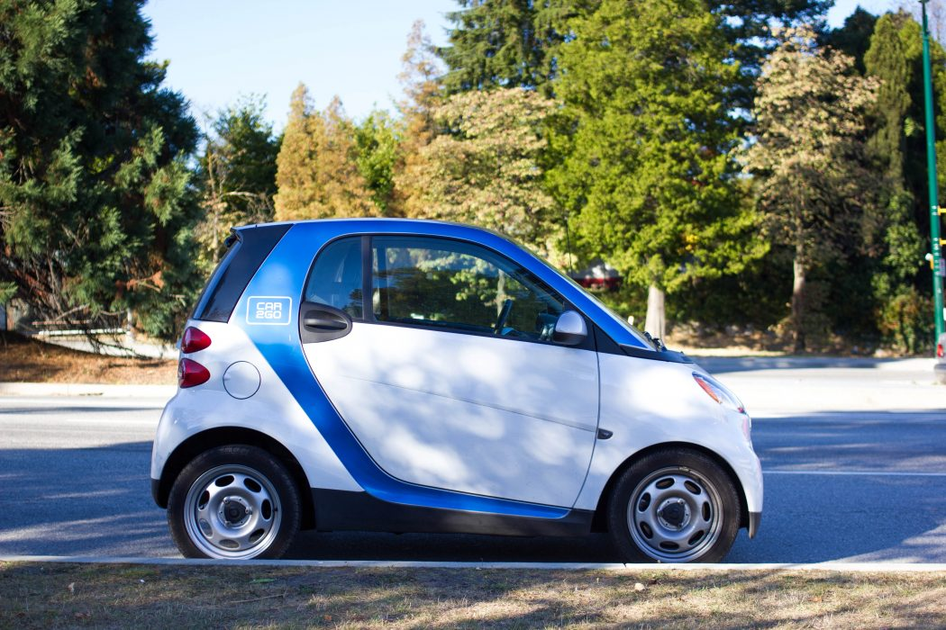 car2go The Most Stylish 25 Futuristic Cars