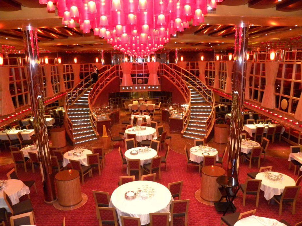 carnival-dream-crimson-best-restaurant-design Top 10 Most Inspiring Restaurant Interior Designs in The World