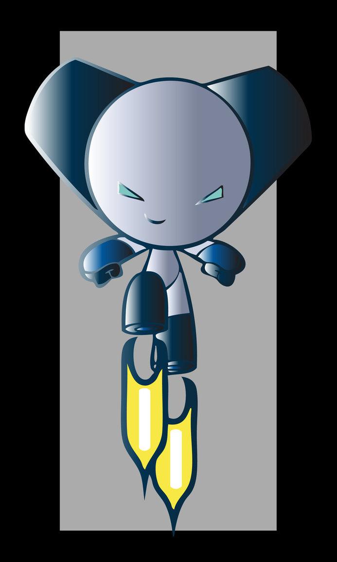 cartoon Robot Boy Turned Fiction to Reality