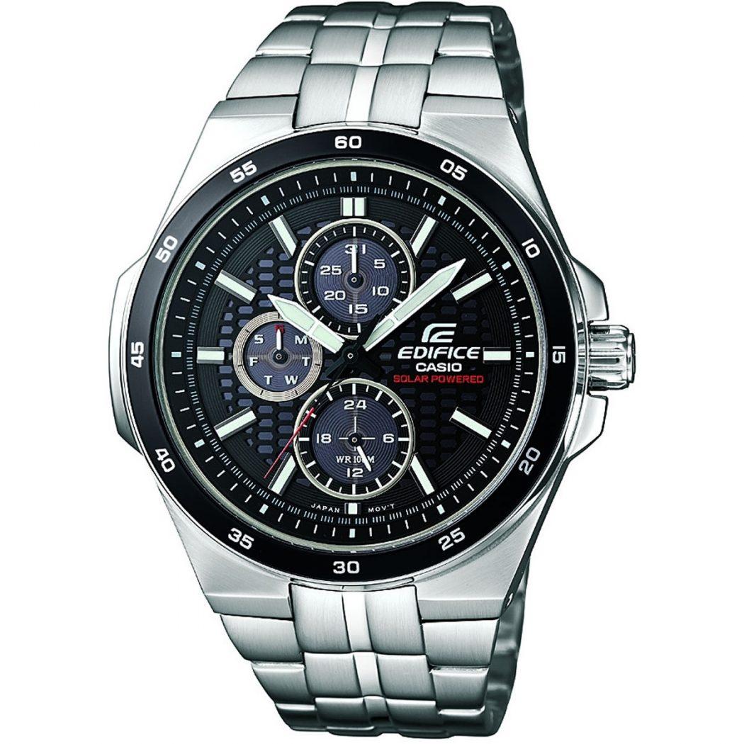 casio Most 35 Stylish Solar Powered Timepieces
