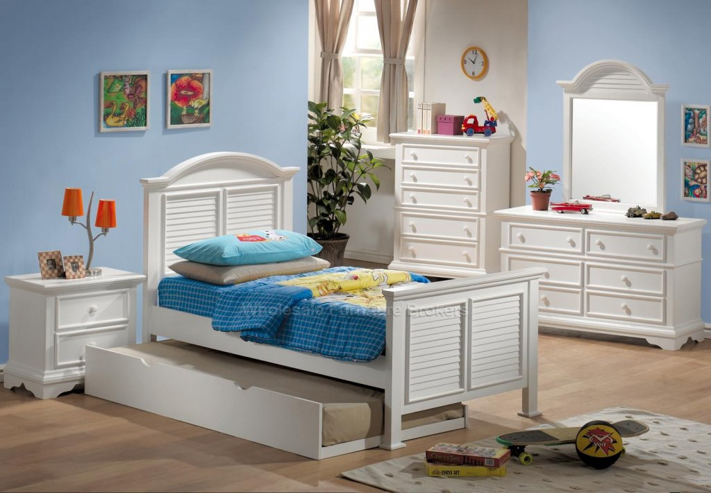 children-bed How to Choose Contemporary Bedroom Furniture