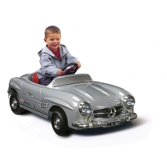 childrens-prestige-mercedes The Most Unbelievable 30 Realistic Kid Cars
