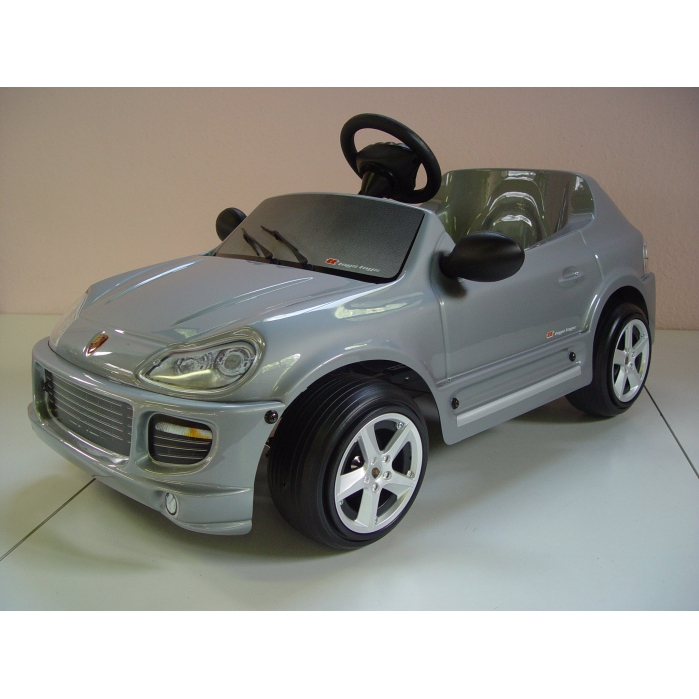 childrens-prestige-silver-porsche The Most Unbelievable 30 Realistic Kid Cars