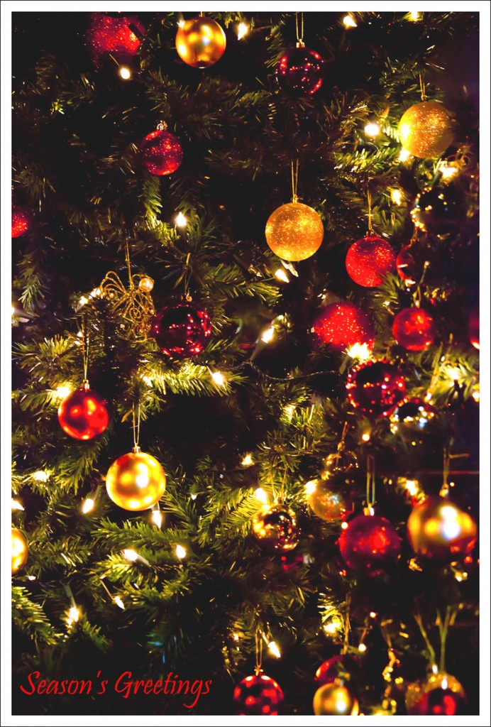 christmas-tree-with-decorations-printable-christmas 50 Most Stylish printable greeting cards