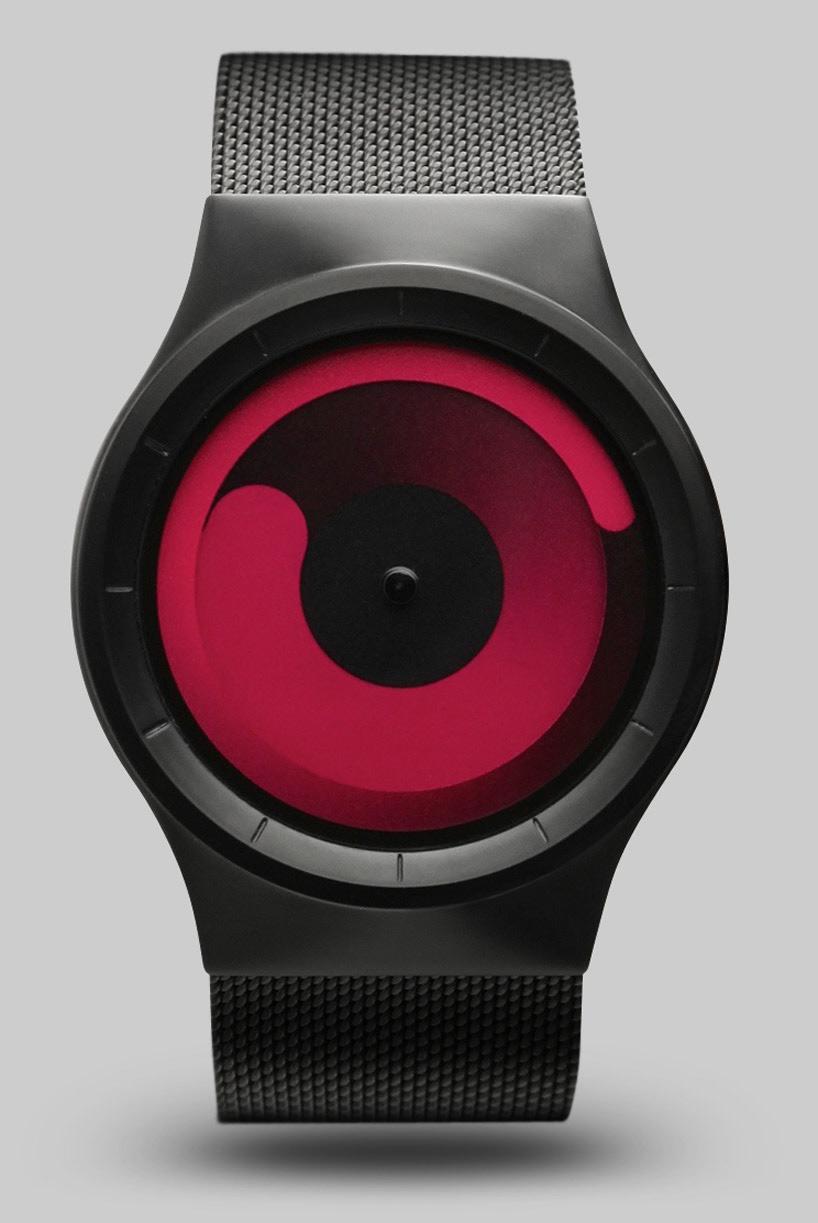 circular Top 35 Amazing Futuristic Watches
