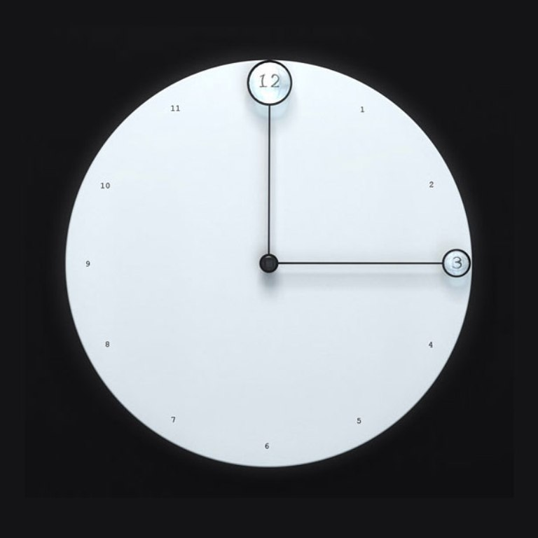 creative-clocks-22 Best 25 Creative Clock Ideas