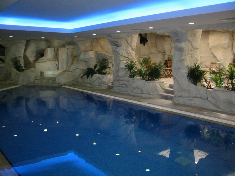 crown-hotel-indoor-pool-and-spa-with-unique-design-foto-wallpaper-01 What Are The Best Salon & Spa Designs?