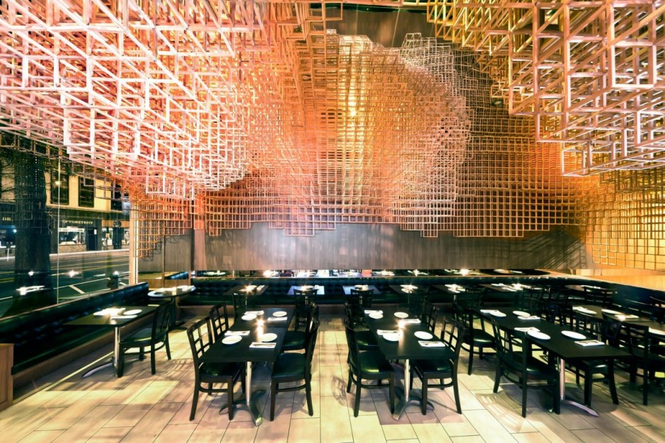 cubes 15 Innovative Interior Designs for Restaurants