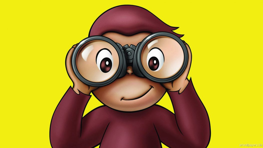 curious_george_1920x1080 Who Are You? 50 Personality Predicting Indicators to help you