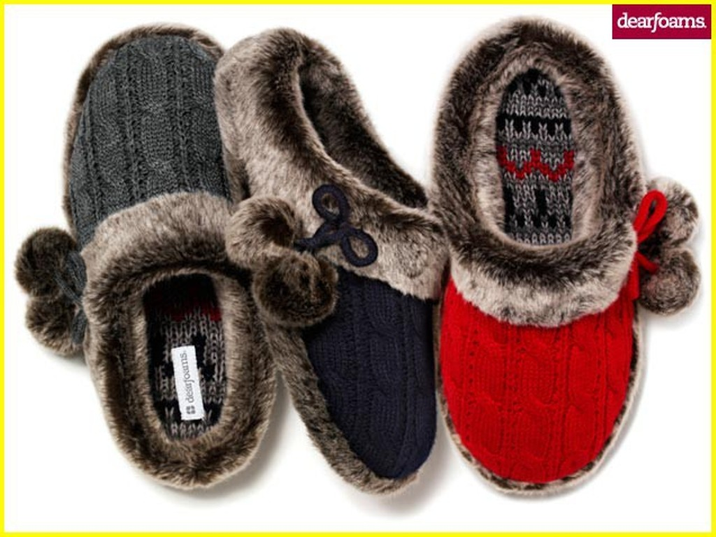 cushioned-slippers Best 10 Ideas for Choosing Winter Gifts