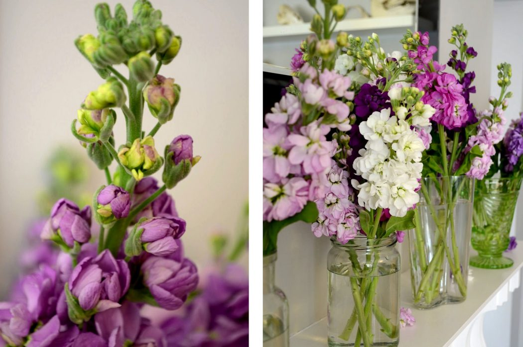 украшения цветы