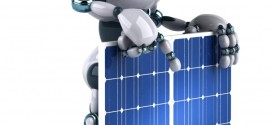 How Robots Help to Generate Solar Power