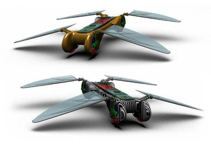 dragonfly Robotic Dragonflies That Will Dazzle You