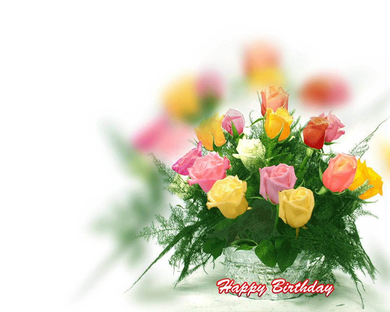 Виды поздравлений с днем рождения девушке