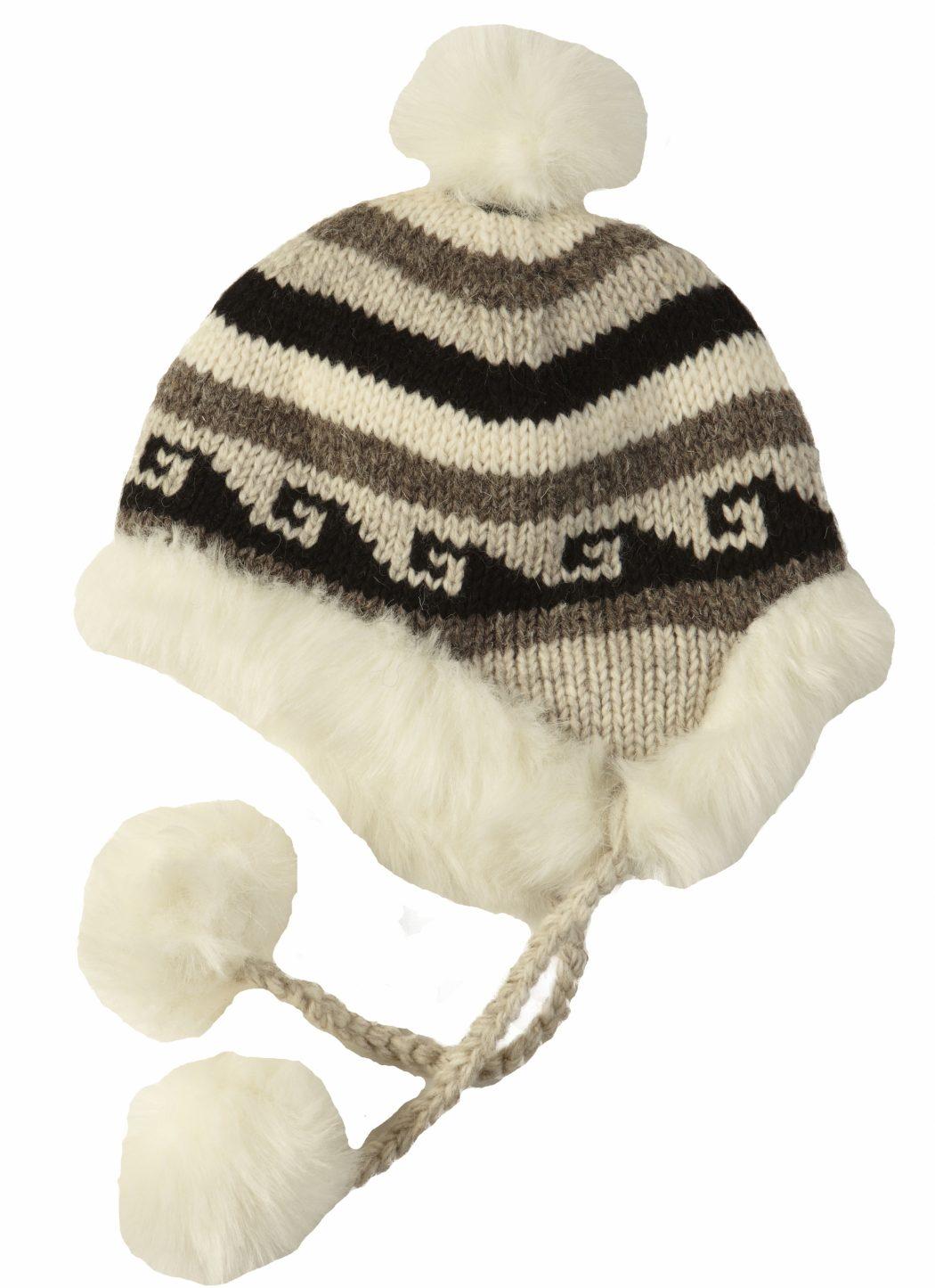 faux-fur-lined-pom-pom-hats Best 10 Ideas for Choosing Winter Gifts