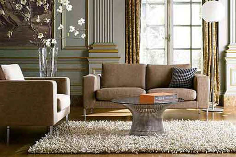 flowers 15+ Helpful Ideas for Designing Your Living Room [Photos]