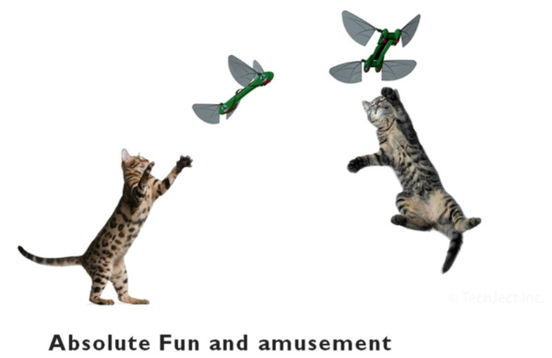 for-fun Robotic Dragonflies That Will Dazzle You