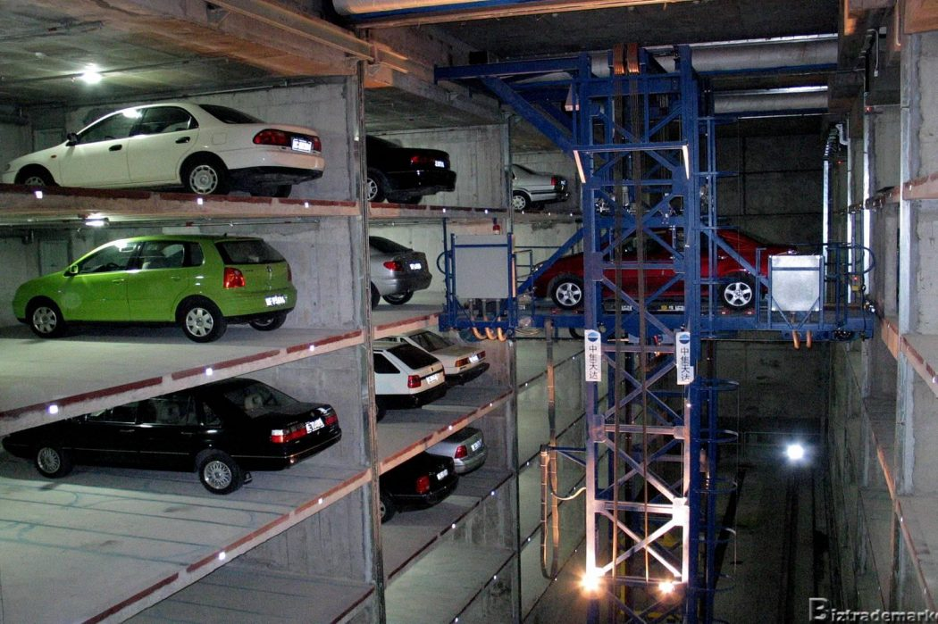 fully-automated Fully Automated Car Parking Systems