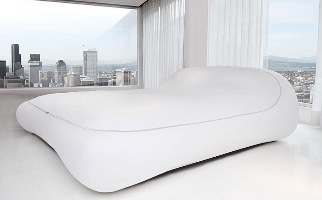futuristic-bed-design-simple-and-minimalist-2 45 Marvelous Images for Futuristic Furniture