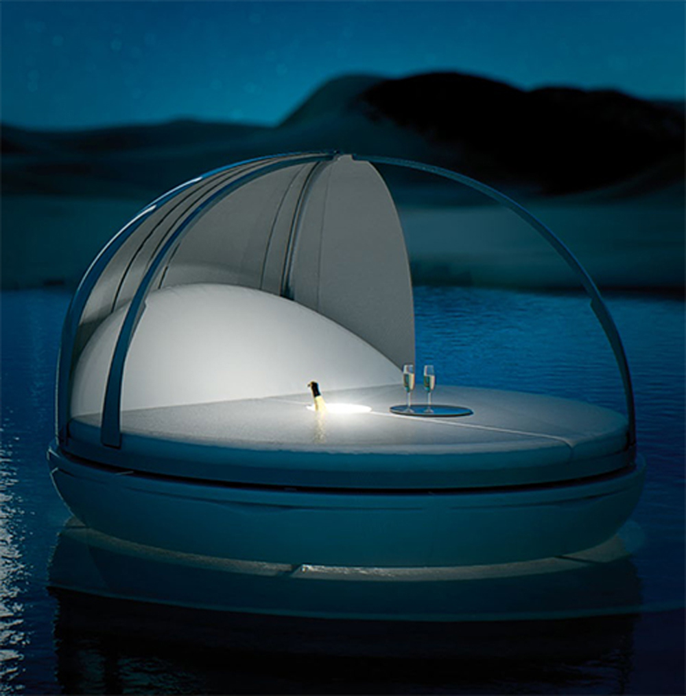 futuristic-beds-design-fanstudio 45 Marvelous Images for Futuristic Furniture