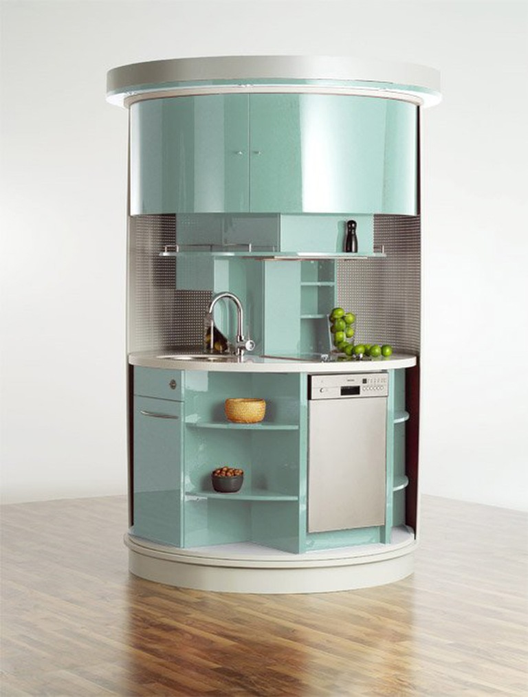 futuristic-kitchen-plans 45 Marvelous Images for Futuristic Furniture