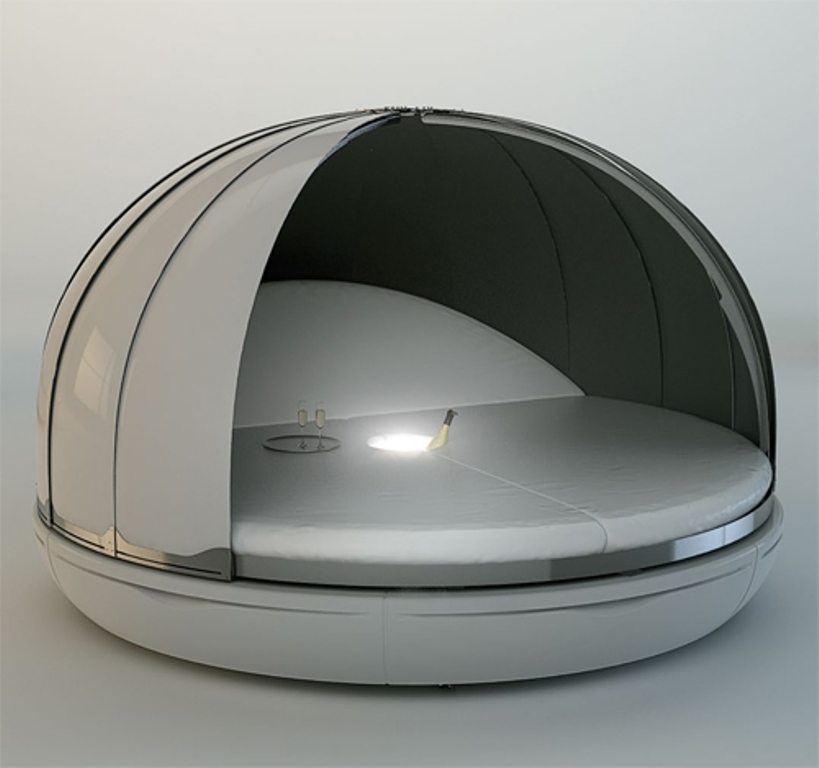 futuristic-zero-day-bed-from-fanstudio-1 45 Marvelous Images for Futuristic Furniture
