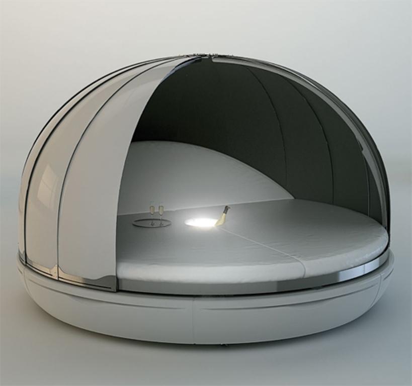 futuristic-zero-day-bed-from-fanstudio-1 45 Marvelous Images for Futuristic Furniture