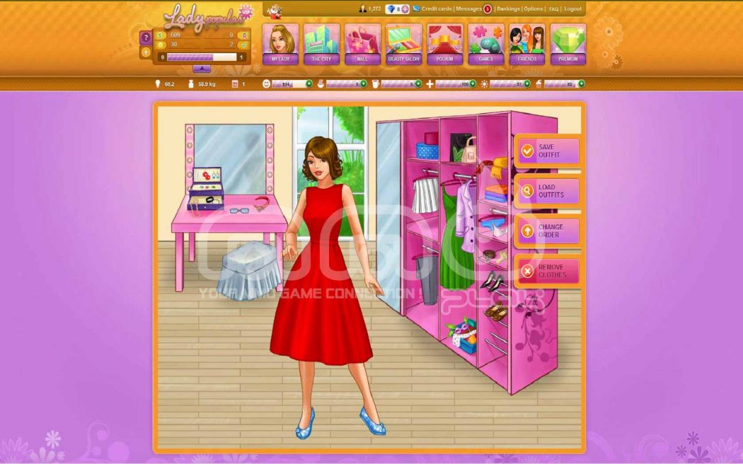 game You Can Try Clothes on Without Wearing Them Using That Software?