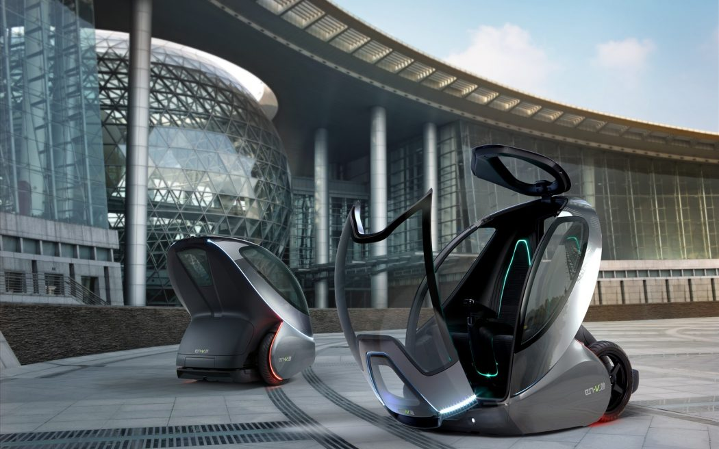 gm-en-v-concept-future-car The Most Stylish 25 Futuristic Cars