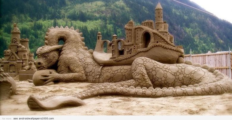 Photo of The Best 10 Videos and 30 images for Sand Art