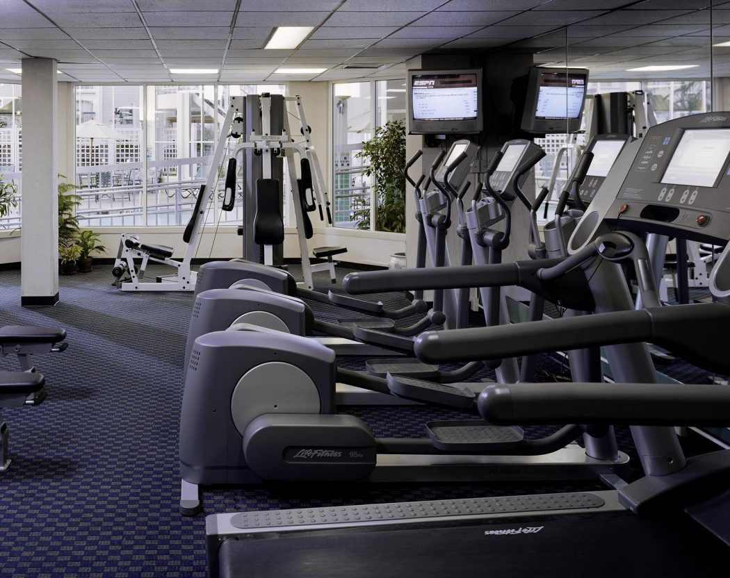 gym1 Why Burlington Hotel is The Best in Dublin?