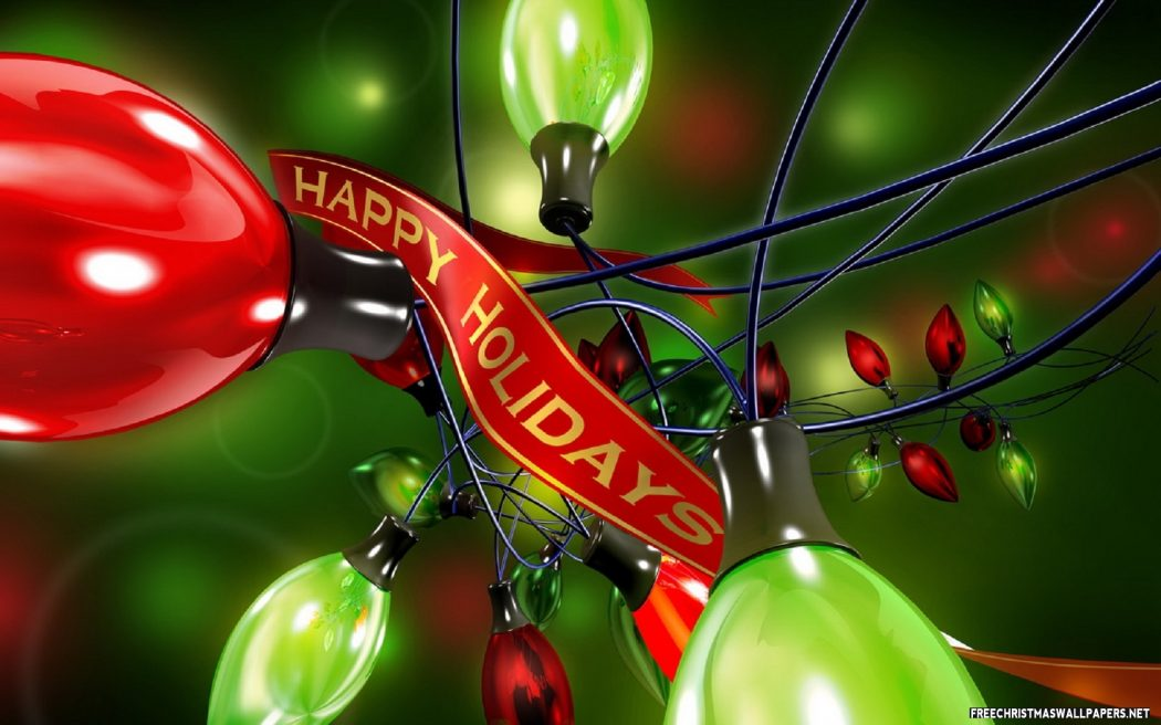 happy-holiday-lights Wonderful greeting cards for happy holidays