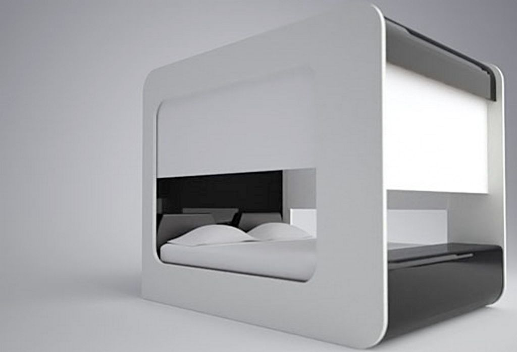 high-fidelity-canopy-bed-futuristic-design-by-edoardo-carlino-8 45 Marvelous Images for Futuristic Furniture