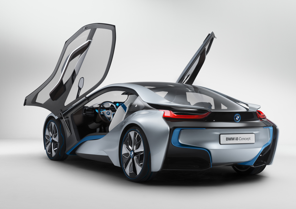 hinge-upward. The Most Stylish 25 Futuristic Cars