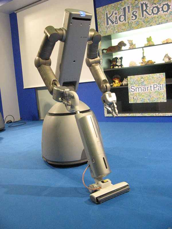 householder. 7 Newest Robot Generations and Their Uses