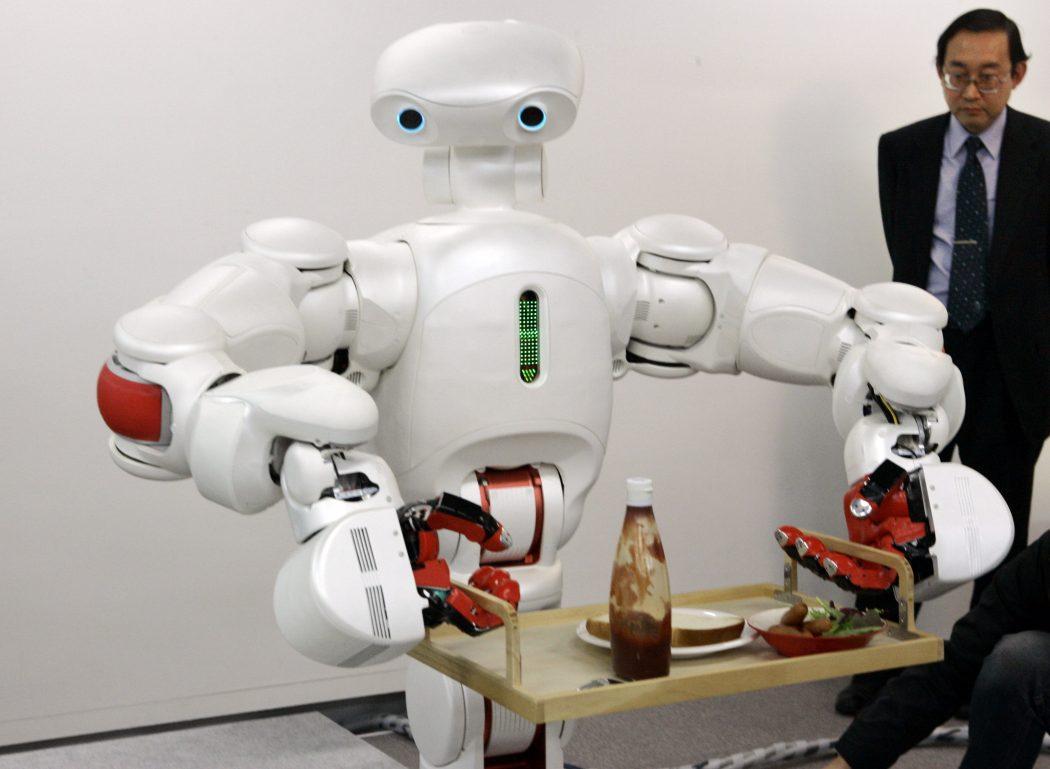 humanoid.. Robot Boy Turned Fiction to Reality