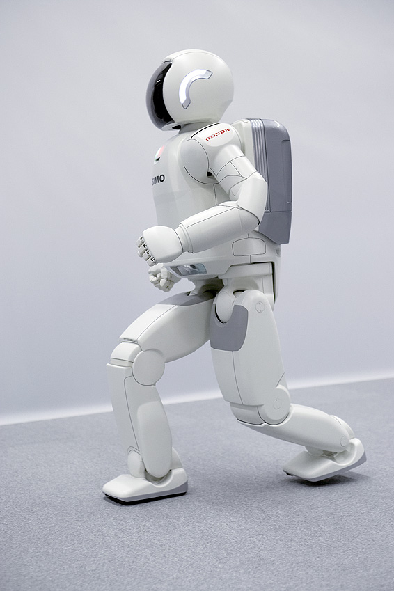 humanoid. Robot Boy Turned Fiction to Reality
