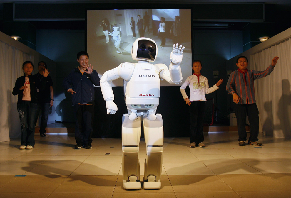 humanoid Robot Boy Turned Fiction to Reality
