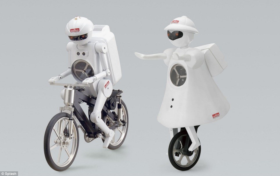 humanoid2 Robot Boy Turned Fiction to Reality