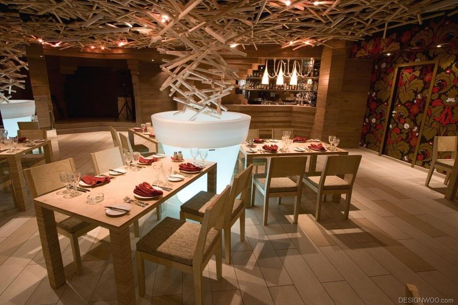 hurricane 15 Innovative Interior Designs for Restaurants