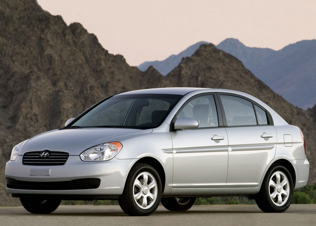 hyundai-accent Top 30 Eco Friendly Cars