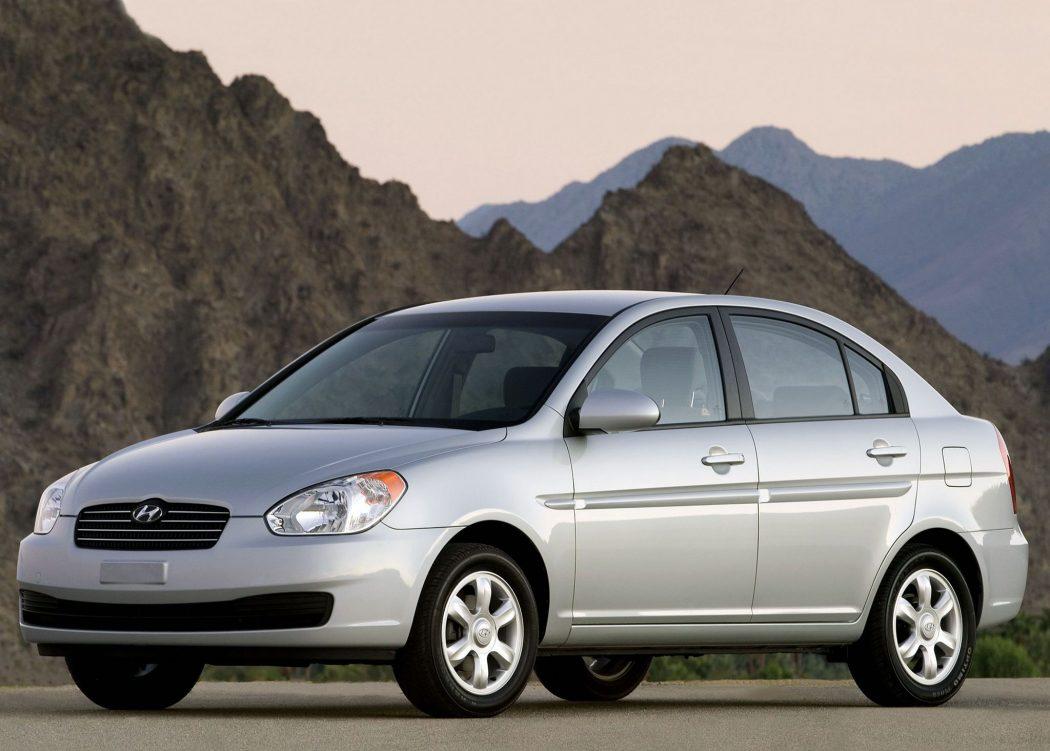 hyundai-accent Top 30 Eco Friendly Cars
