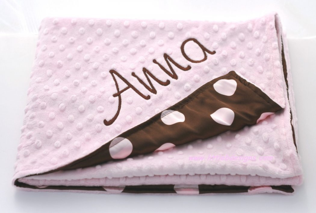 il_fullxfull_202730696 Stylish Personalized Blankets For Babies and Newborns