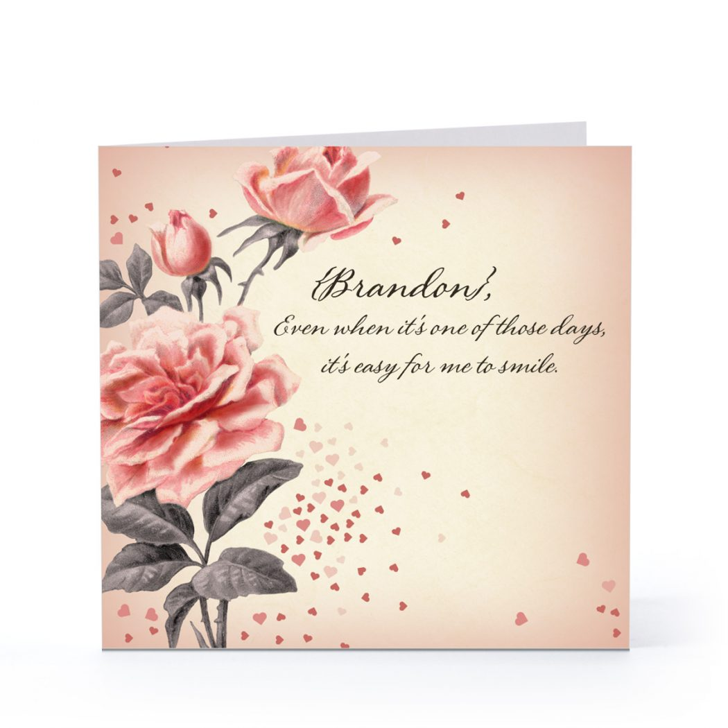 illustrated-roses-love-greeting- 50 Most Stylish printable greeting cards