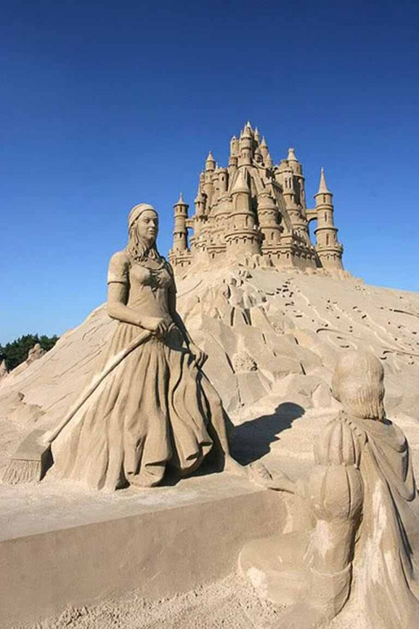 image1 The Best 10 Videos and 30 images for Sand Art
