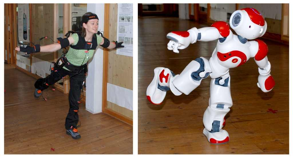 imitation nao freiburg m 7 Newest Robot Generations and Their Uses