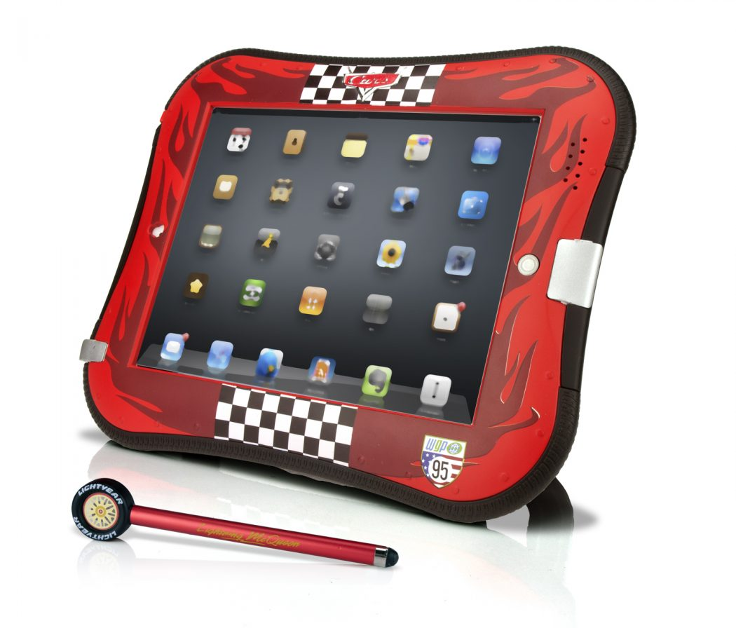 ip-beauty-stylus The Awesome iPad Accesssories Attracts Kids